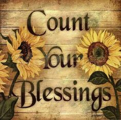 Count Your Blessings Sunflower Wall Art Wooden Decor Bathroom Kitchen Arte Pallet, Pallet Art, Sunflower Quotes, Sunflower Crafts, Sunflower Decorations, Wild Sunflower, Decoupage, Wooden Decor, Tole Painting