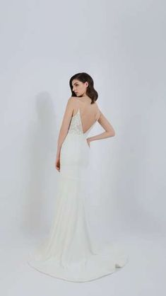 Jude Jowilson 2018 Bridal Dresses: Classic Designs With A Modern Twist Image: 10