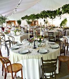 Reception fashioned after a #vintage Parisian cafe. Tres chic!