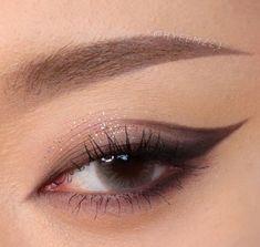 Makeup Eye Looks, Cute Makeup, Glam Makeup, Pretty Makeup, Makeup Inspo, Makeup Inspiration, Beauty Makeup, Eye Makeup Images, Eye Makeup Art
