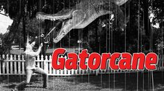 Forget 'Sharknado' check out the 'Gatorcane' official trailer