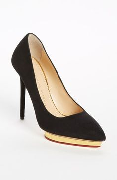 Charlotte Olympia 'Debbie' Pump available at #Nordstrom