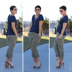 Monday Monday Causal OOTD - Mimi G Style