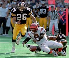 Rod Woodson - Pittsburgh Steelers