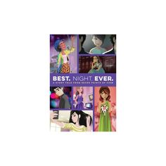 Best Night Ever : A Story Told from Seven Points of View (Hardcover)