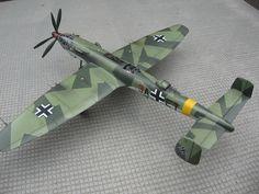 Luft 46 Heinkel P1056 -16 Waffenigel 008 | Flickr - Photo Sharing!