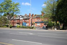 The Royal Ascot Hotel on Otley Road, Far Headingley, Leeds. A great place to stay!