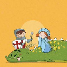 Silvia Ortega - http://silviailustracion.blogspot.com.es/search/label/Ilustracion
