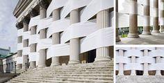 Woven Portico - Feel Desain