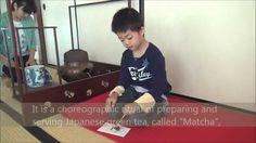 Amazing Japan #015 Kids tea ceremony - 子供の茶道体験 -