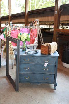 Dresser from Redeemed Furnishings www.facbook.com/uniquelyredeemed