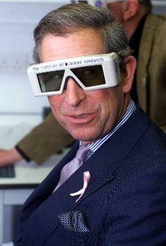 Prince Charles. Funny.
