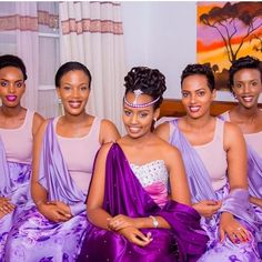 Image may contain: 5 people Traditional Wedding Attire, African Traditional Wedding, Traditional Dresses, African Wedding Attire, African Attire, African Wear, African Maxi Dresses, Lace Dress Styles, African Beauty