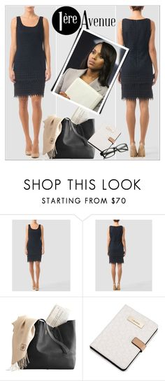 """1ere Avenue 20"" by deeyanago ❤ liked on Polyvore featuring Calvin Klein, classy, StreetSyle, premiereavenue and JosephRibkoff"