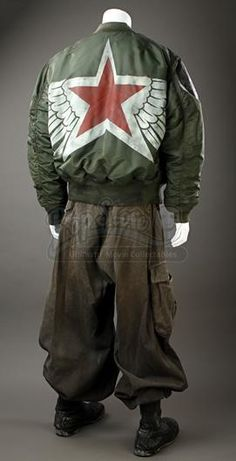 PACIFIC RIM - Cherno Alpha Ground Crew (Michael Bodner) Costume - Current price: $525