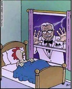 A Chicken's Nightmare