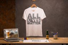 Black Lives Matter. Stoppt den Rassismus auf unserer Erde und spreaded diese Nachricht mit diesem T-Shirt, dass sich auch optimal als Geschenkidee entpuppt. #BLM #BlackLivesMatter #ALM #AllLivesMatter #Antirassismus #georgefloyd You Are My Favorite, Polo Ralph Lauren, Mens Tops, Life, Black, Design, Fashion, Stupid Funny Pictures, Funny Sayings