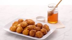 Try Martha Stewart& corn fritters recipe from her cooking show called Martha Stewart& Cooking School airing on PBS Food. Martha Stewart Cooking School, Corn Fritter Recipes, Corn Recipes, Recipies, Dog Food Recipes, Cooking Recipes, Yummy Recipes, Bread Recipes, Dinner Recipes