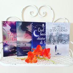 I primi romanzo cartacei della Literary Romance www.literaryromance.it