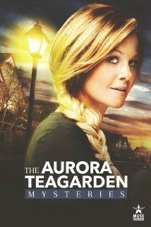 Aurora Teagarden Mystery: series, shows from time to time. Our of all the girl sleuth mysteries, this one is my favorite.