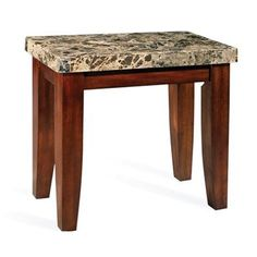 Charming We Could Make End Tables From The Extra Granite.