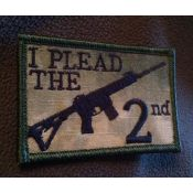 Plead the 2nd Patch