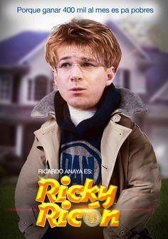 Candidatazo el ricky ricón
