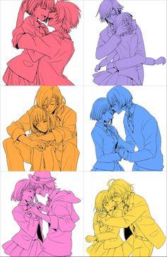 Uta no Prince-sama - Haruka and ST☆RISH