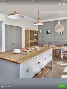 Dreamy kitchen