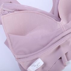 874a967ede8bb Sexy Soft Cup-full Coverage Leisure Wireless Adjustable Thin Bras - NewChic  Mobile Butterfly Embroidery
