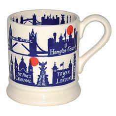Skyline 1/2 Pint Mug - gifted to Susan