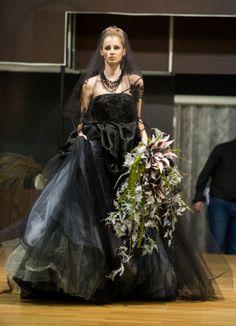 Black Widow,,,   Mystical feelings 2013 by miladasabolova