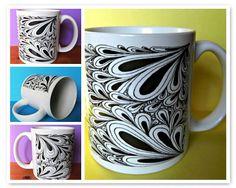 Top Floor Treasures art mugs available now! Yay!
