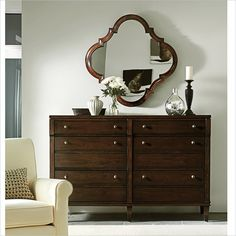 Avalon Heights-Resonance Moderne Dresser in Chelsea - 193-13-05  - Stanley Furniture