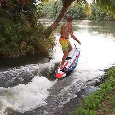 Fancy - JetSurf Motorized Surfboard