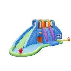 Product Information  Original Price: 1,499.99  Kids Mini Water Park Slides…