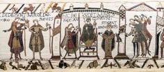 On this day 1066 Harold Godwinson is crowned King of England. The Domesday Book records very little for the, most Manors were still held in the name of Edward the Confessor. Harold Godwinson the name was created like most names in this era by a Christian name  a link to the family or estates. Harold gained his surname from being son of Godwin. A Manor  Lordship owned by Harold was the Lordship of Langford. To find out about the title of Lord  Lady of Langford - ltaylor@manorial.co.uk