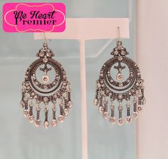Claire earrings #PDstyle