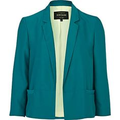 Kensie Women's Contemporary Woven Blazer #VonMaur #Kensie #Red ...