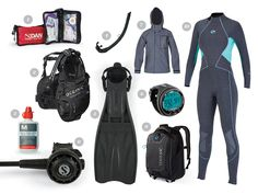 Best scuba diving gear beginners