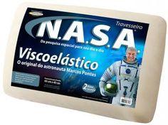Travesseiro Viscoelástico - Flexconfort NASA