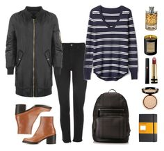 """""""Feb"""" by diabolissimo ❤ liked on Polyvore featuring Topshop, Gap, Cartier, WearAll, Roja Dove, Dries Van Noten, Burberry, Gucci, Giorgio Armani and Moleskine"""