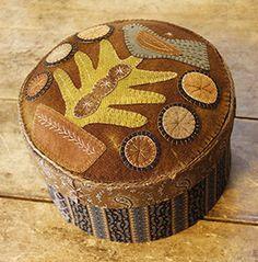 Wooly Box by Rebekah L. Smith rebekahlsmith.blogspot.com
