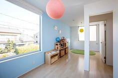 壁の家・間取り(愛知県一宮市) |ローコスト・低価格住宅 | 注文住宅なら建築設計事務所 フリーダムアーキテクツデザイン