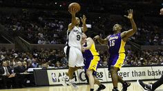 San Antonio Spurs Need Help From Rival Los Angeles Lakers
