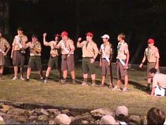 Cub/Boy Song - If I Were Not A Boy Scout - one of my favorites! That took some serious thought Wolf Scouts, Cub Scouts, Girl Scouts, Cub Scout Skits, Cub Scout Activities, Camp Songs, Wood Badge, Camping Friends, Scout Camping