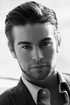 Chace Crawford, will be attending my wedding groom or not