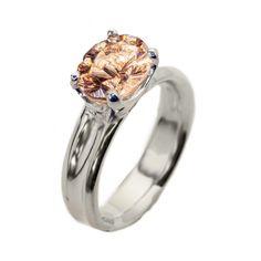 Oregon Sunstone Ring - Oregon Sunstone