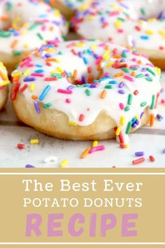 Air Fryer Donuts from Biscuits are the easiest, tastiest treats ever! They are light, fresh, and have less fat than deep-fried donuts. #potatodonuts #easydonuts Potato Donuts Recipe, Deep Fried Donuts, Donut Recipes, Party Recipes, Barbecue Recipes, Pinterest Recipes, Air Fryer Recipes, Fun Desserts, Slow Cooker Recipes
