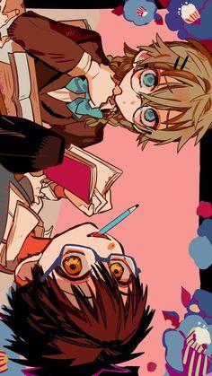 Fanarts Anime, Anime Characters, Manga Anime, Anime Art, Awesome Anime, Anime Love, Haikyuu Chibi, Deku Anime, Manga Covers